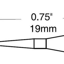 Metcal PTTC-601/PTTC-701/PTTC-801烙铁头