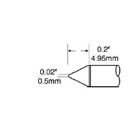 METCAL   SFP-CN05圆锥型烙铁头