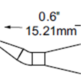 METCAL SFP-CNB04圓錐型烙鐵頭