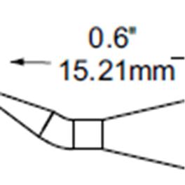 METCAL   SFP-CNB04圆锥型烙铁头
